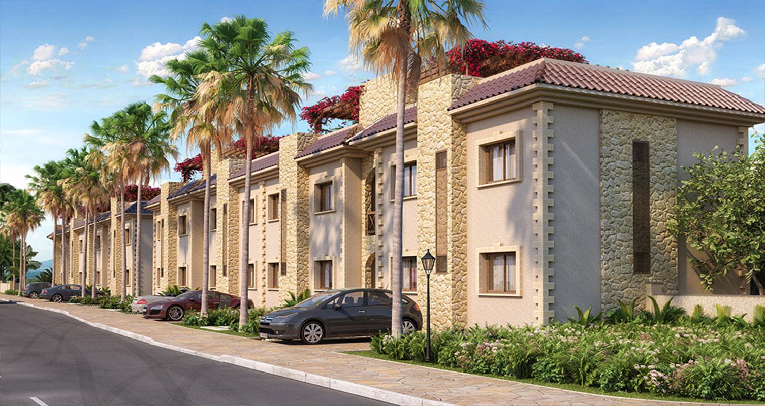 آپارتمانهای سالامیس گاردنز (Salamis Gardens)