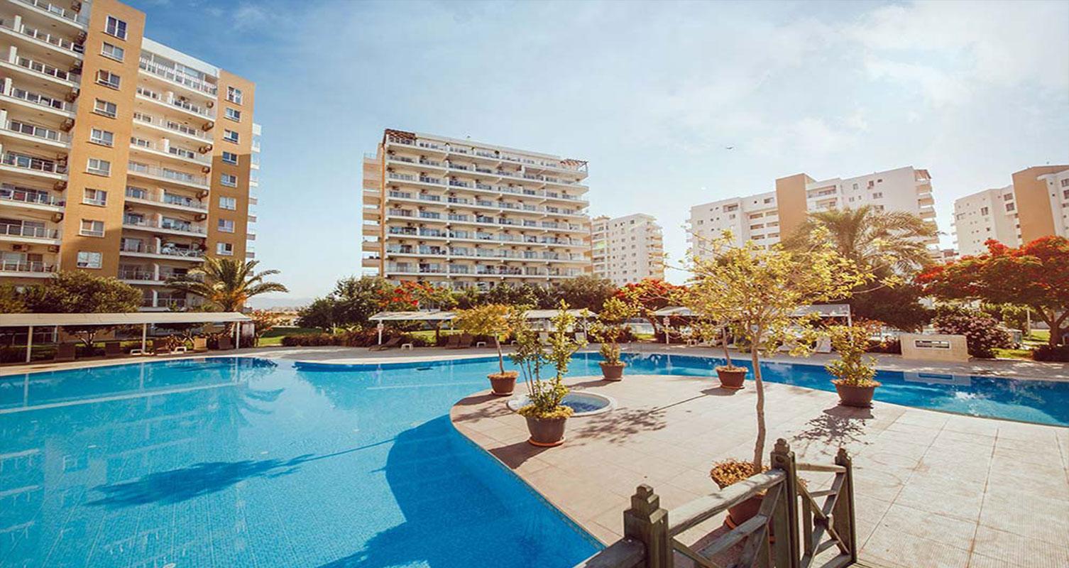 آپارتمانهای مجلل سزار ریزورت (Caesar Resort)