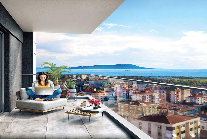 پروژه مسکونی مسا جاده استانبول (Mesa Cadde Istanbul)